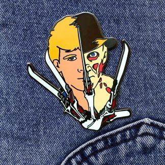 Jesse + Freddy Pin